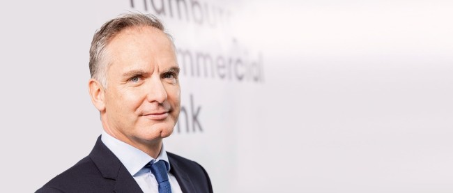 CEO Stefan Ermisch - Hamburg Commercial Bank startet