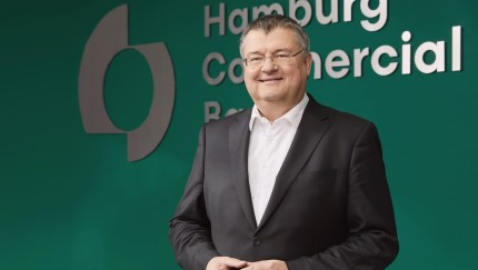 Peter Axmann, Head of Real Estate Clients at Hamburg Commercial Bank